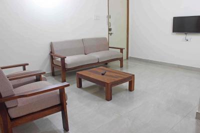 Living Room Image of PG 4642877 Magarpatta City in Magarpatta City