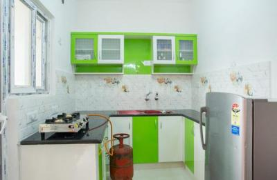Kitchen Image of Gajanana Sumuk A-302 in Krishnarajapura