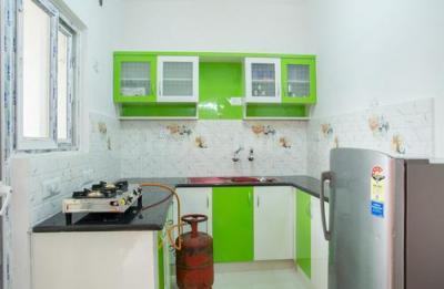 Kitchen Image of Gajanana Sumuk A-302 in Krishnarajapura
