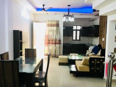 Gallery Cover Image of 1900 Sq.ft 3 BHK Independent Floor for rent in Shahberi for 20000