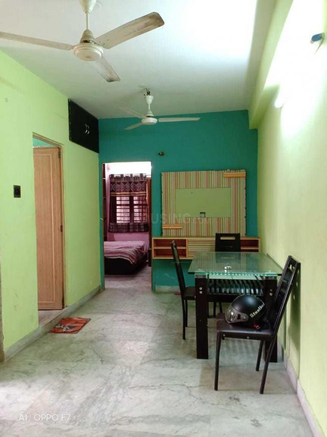 Dining Area Image of 780 Sq.ft 2 BHK Apartment for rent in Rajarhat for 12000