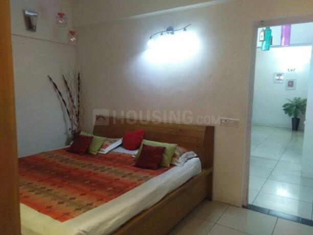 Bedroom Image of 1212 Sq.ft 2 BHK Apartment for rent in Kartik Nagar for 30000