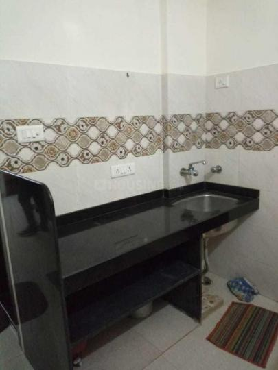 Kitchen Image of 540 Sq.ft 1 BHK Apartment for rent in Andheri East for 28500