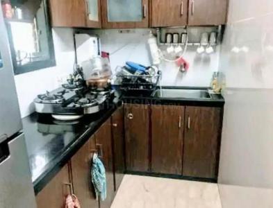 Kitchen Image of Yuvi's PG in Colaba