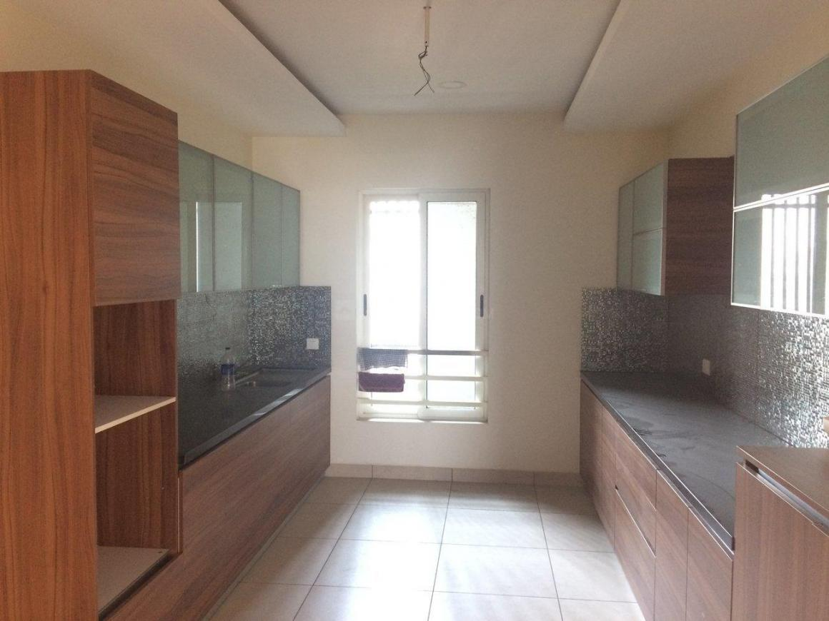 Kitchen Image of 600 Sq.ft 1 BHK Independent House for rent in Alwal for 6500