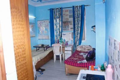 Bedroom Image of Hostel Delhi PG in Rajinder Nagar