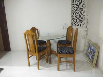 Gallery Cover Image of 600 Sq.ft 1 BHK Apartment for rent in Soham Gardens, Thane West for 18000