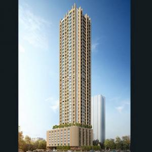 Gallery Cover Image of 1470 Sq.ft 3 BHK Apartment for buy in Parel for 44500000