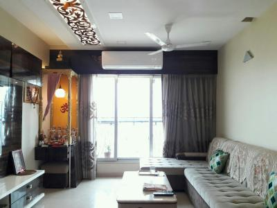 Gallery Cover Image of 1400 Sq.ft 2 BHK Apartment for rent in Kandivali West for 40000