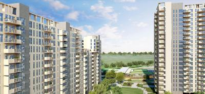 Gallery Cover Image of 1296 Sq.ft 2 BHK Apartment for buy in Ireo The Corridors, Sector 67 for 9400000