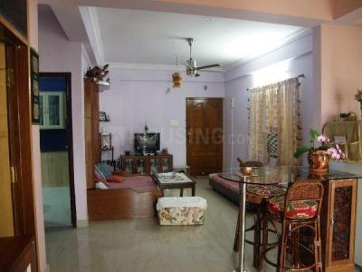 Gallery Cover Image of 1100 Sq.ft 2 BHK Apartment for rent in Bharat Nilaya Apartment , Brookefield for 24000