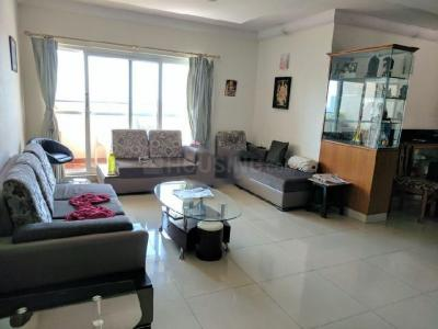Gallery Cover Image of 1800 Sq.ft 3 BHK Apartment for rent in Yeshwanthpur for 38000