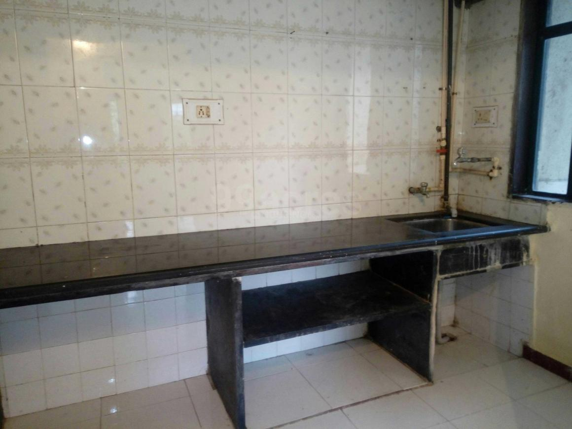 Kitchen Image of 775 Sq.ft 2 BHK Apartment for rent in Mira Road East for 18000