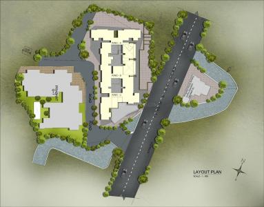 Gallery Cover Image of 696 Sq.ft 1 RK Apartment for buy in Dahisar East for 6500000