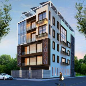 Gallery Cover Image of 1900 Sq.ft 4 BHK Independent Floor for buy in Ansal API Esencia, Sector 67 for 16000000