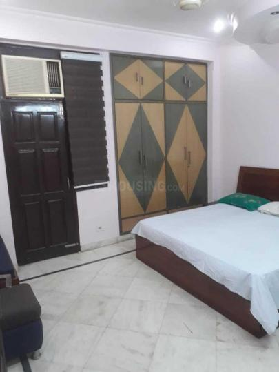 Bedroom Image of 1250 Sq.ft 1 BHK Independent Floor for rent in Sector 50 for 15000