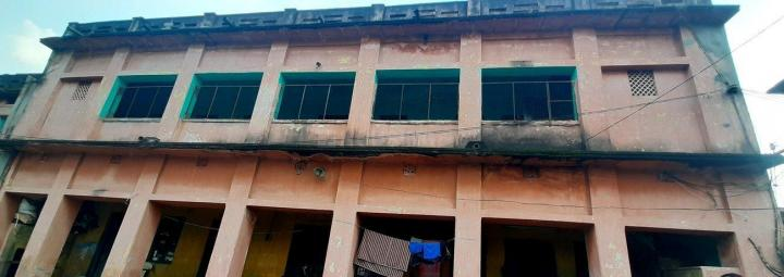 Building Image of 2000 Sq.ft 5 BHK Independent Floor for rent in Haripur for 35000