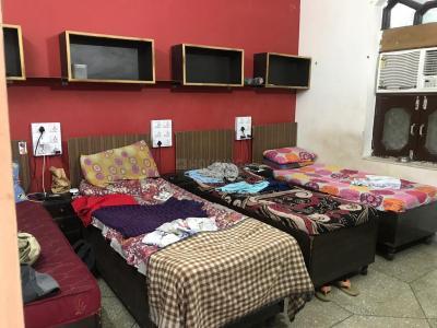 Bedroom Image of Singh PG in Fateh Nagar