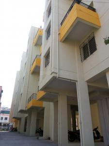 Building Image of 600 Sq.ft 1 BHK Apartment for buy in Varanasi Society, Warje for 3500000