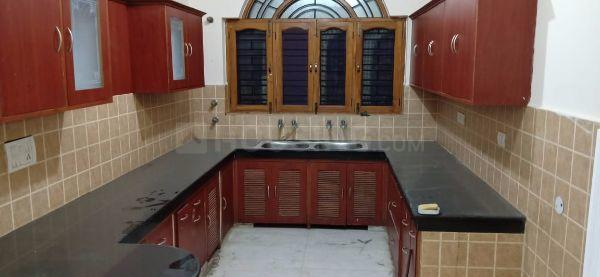 Kitchen Image of 1800 Sq.ft 3 BHK Independent Floor for rent in Sector 10 for 24000