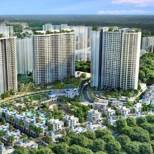 Gallery Cover Image of 1100 Sq.ft 3 BHK Apartment for buy in Neelkanth Green Maple, Thane West for 16500000
