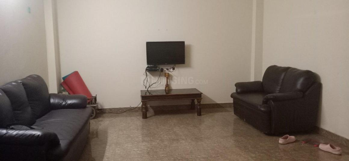 Living Room Image of 800 Sq.ft 2 BHK Independent Floor for buy in Chhattarpur for 2500000