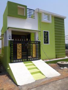 Gallery Cover Image of 600 Sq.ft 1 BHK Independent House for buy in Perumalpattu for 1800000