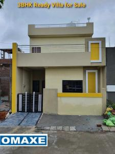 Gallery Cover Image of 1100 Sq.ft 3 BHK Villa for buy in Shubhangan, Omex City for 3200000