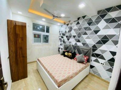 Gallery Cover Image of 1215 Sq.ft 2 BHK Apartment for buy in Wave City for 2690000
