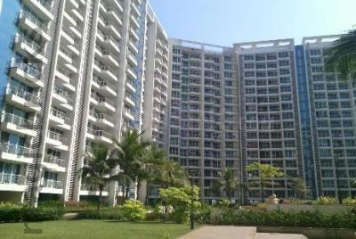 Gallery Cover Image of 972 Sq.ft 2 BHK Apartment for rent in Kharghar for 27000