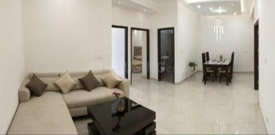 Gallery Cover Image of 645 Sq.ft 1 BHK Apartment for buy in Shiwalik Palm City, Kharar for 1490000