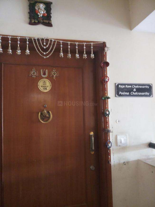 Main Entrance Image of 1400 Sq.ft 2 BHK Apartment for rent in J P Nagar 8th Phase for 20000