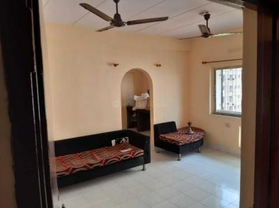 Gallery Cover Image of 642 Sq.ft 1 BHK Apartment for rent in Goregaon East for 25000