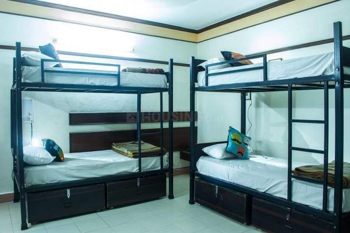 सदाशिव पेठ में राजयोग पीजी/होस्टल के बेडरूम की तस्वीर