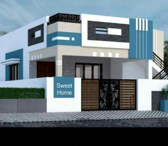 Gallery Cover Image of 600 Sq.ft 1 BHK Independent House for buy in Kandigai for 1920000