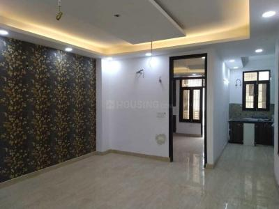 Gallery Cover Image of 540 Sq.ft 1 BHK Independent Floor for buy in Sector 105 for 1550000