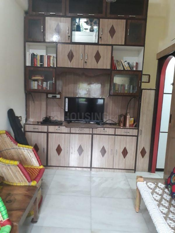 Living Room Image of 540 Sq.ft 1 BHK Apartment for rent in Worli for 50000