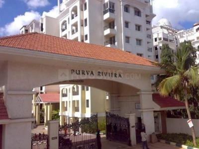Gallery Cover Image of 1680 Sq.ft 3 BHK Apartment for rent in Puravankara Purva Riviera by Puravankara Limited, Marathahalli for 40000