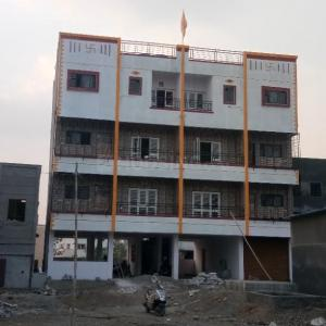 Gallery Cover Image of 1000 Sq.ft 2 BHK Apartment for rent in Lohegaon for 7500