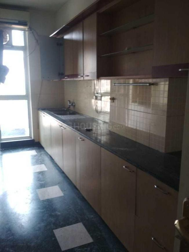 Kitchen Image of 1275 Sq.ft 3 BHK Apartment for rent in Raj Nagar Extension for 10000