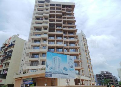 Gallery Cover Image of 690 Sq.ft 2 BHK Apartment for rent in BKS Galaxy Tricity Sky, Ulwe for 13500