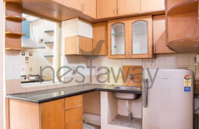 Kitchen Image of PG 4642500 Mahadevapura in Mahadevapura