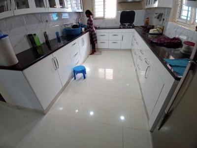 Gallery Cover Image of 2200 Sq.ft 3 BHK Apartment for rent in Nizampet for 42000