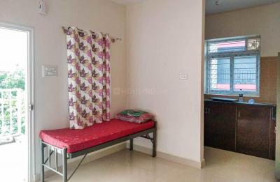 Gallery Cover Image of 450 Sq.ft 1 BHK Apartment for rent in Vibhutipura for 14000