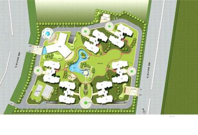 Gallery Cover Image of 4000 Sq.ft 3 BHK Apartment for buy in 3C Lotus 300, Sector 107 for 24000000