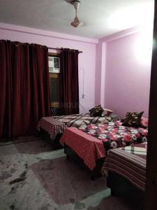 Bedroom Image of Tanushka Residency PG in Mahavir Enclave
