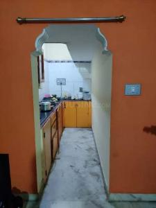 Kitchen Image of Anajanadri Nilaya in Koramangala