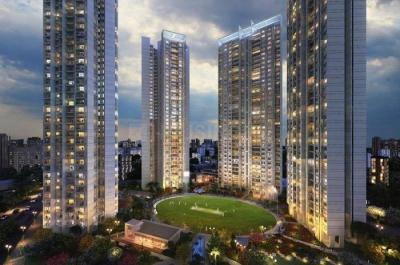 Gallery Cover Image of 1190 Sq.ft 3 BHK Apartment for buy in Runwal Bliss, Kanjurmarg East for 19100000