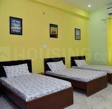 कोननकुंते में श्री वैष्णवी लक्ज़री जैंट्स पीजी के बेडरूम की तस्वीर