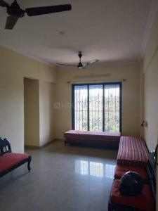 Gallery Cover Image of 1125 Sq.ft 2 BHK Apartment for rent in Nerul for 37000